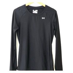 Under Armour XS Fitted workout top